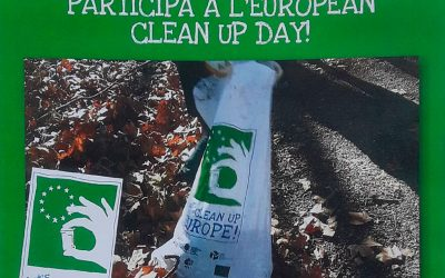 European Clean Up Day: Divendres 11 de Maig