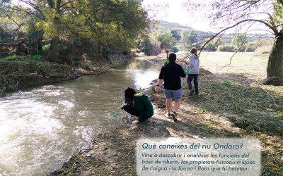 Descoberta del riu Ondara