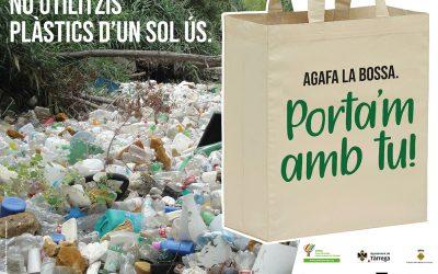 Campanya per la reducció de plàstics d'un sol ús